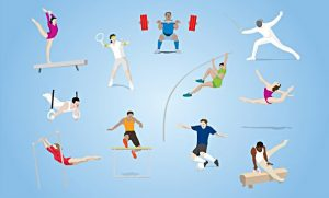 10132-Olympic-Sports-Vector